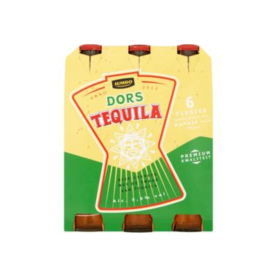 Huismerk Dors Tequila Flessen