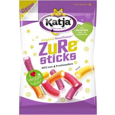 Katja Zure sticks