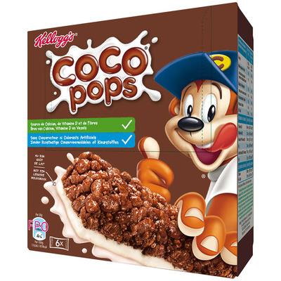Kellogg's Chocopops reep melk