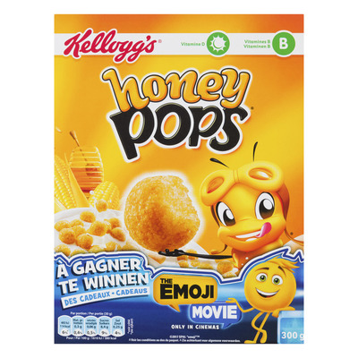 Kellogg's Honey pops