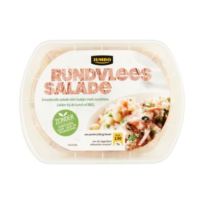 Huismerk Rundvlees Salade