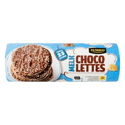 Jumbo Chocolettes Melk