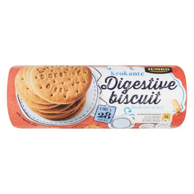 Huismerk Krokante Digestive Biscuit