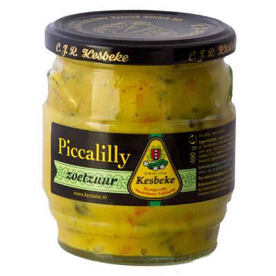 Kesbeke Piccalilly zoetzuur