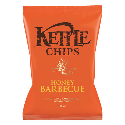 Kettle Chips honey barbecue
