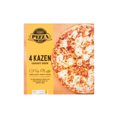 Huismerk Pizza 4 Kazen