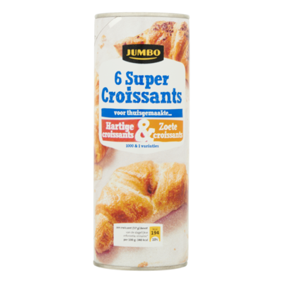 Huismerk Super Croissant 6 Stuks
