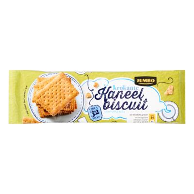 Jumbo Krokante Kaneel Biscuit