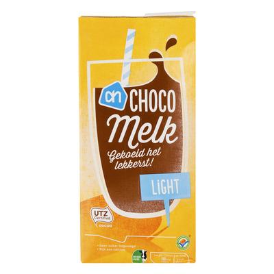 Huismerk Choc melk Light