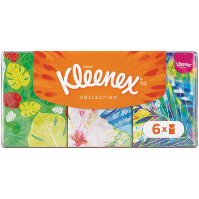 Kleenex Collection zakdoekjes