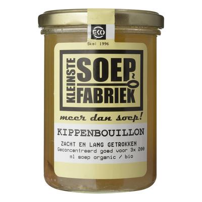 Kleinste Soepfabriek Kippenbouillon biologisch