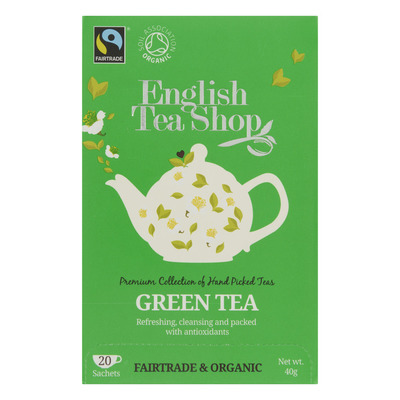 English Tea Shop Green tea biologisch