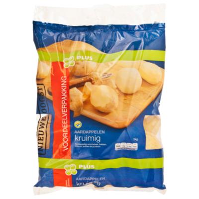Huismerk Kruimige aardappelen