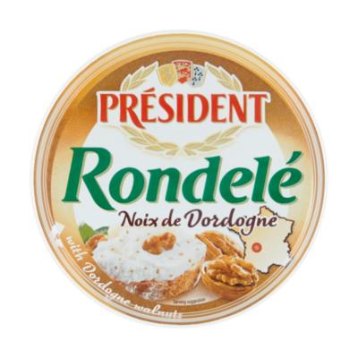 Président Rondelé Noix de Dordogne Kaas