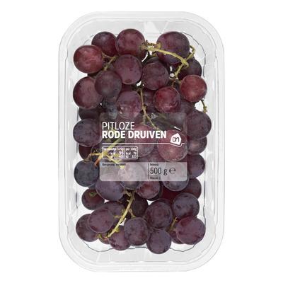 Huismerk Pitloze rode druiven