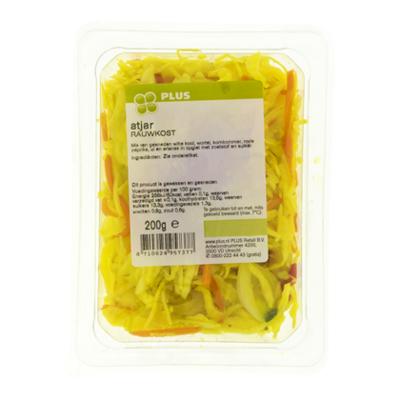 Huismerk Salade atjar rauwkost