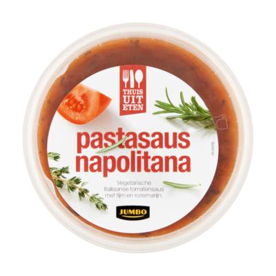 Huismerk Thuis uit Eten Pastasaus Napolitana