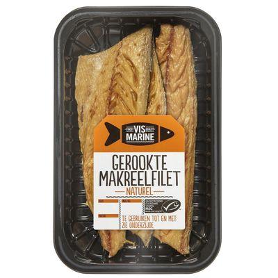 Vis Marine Makreel naturel gerookt