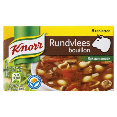 Knorr Bouillon rundvlees