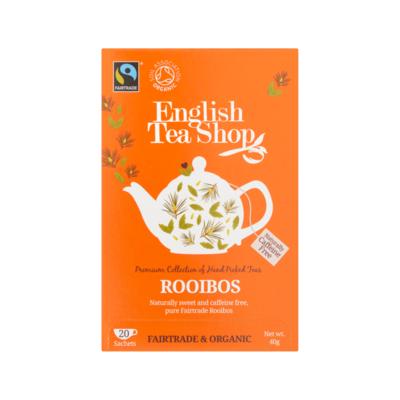 English Tea Shop Rooibos 20 Stuks