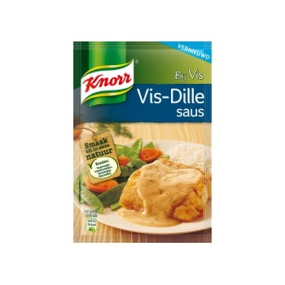 Knorr Mix vis-dillesaus