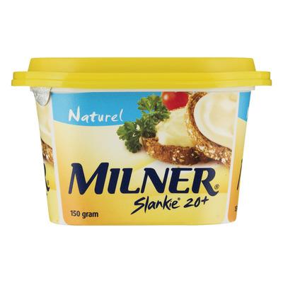 Milner Slankie naturel smeerkaas