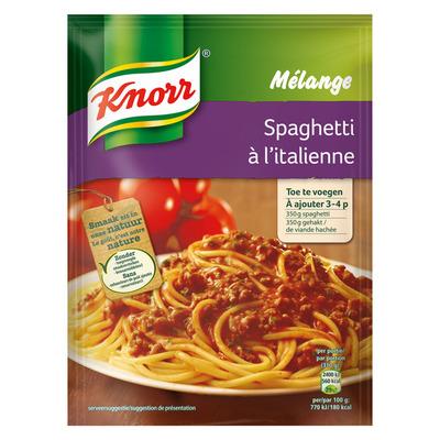 Knorr Melange spaghetti a l'italienne