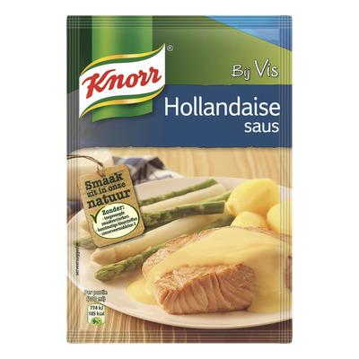 Knorr Mix hollandaise saus