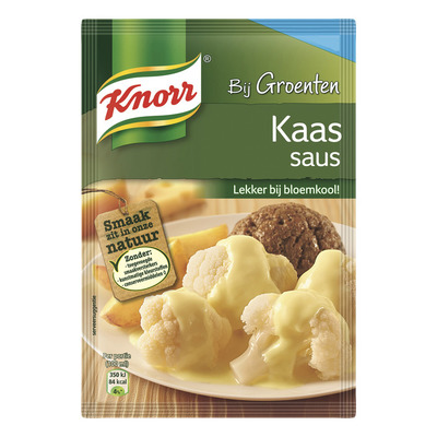 Knorr Mix kaassaus