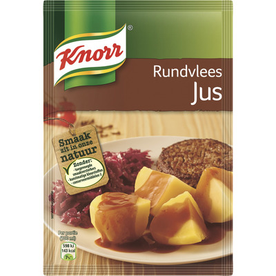 Knorr Mix rundvleesjus