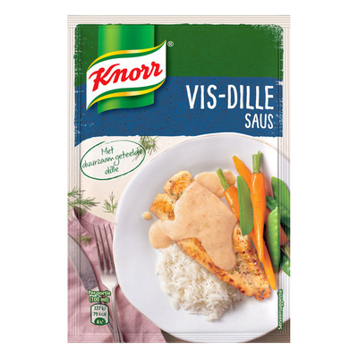 Knorr Mix vis-dillesaus