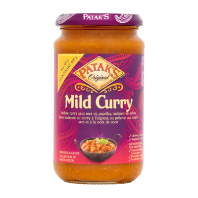 Patak's Original Mild Curry