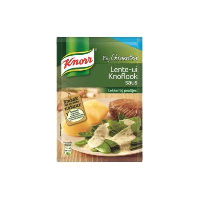 Knorr  Lente Ui Knoflooksaus Mix