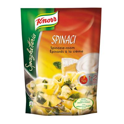 Knorr Pastagerecht spinazie