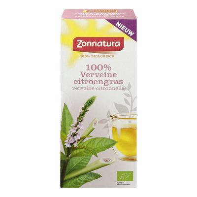 Zonnatura Verveine thee bio