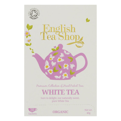 English Tea Shop White tea biologisch