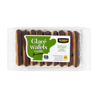 Jumbo Glacé Wafels Vanille