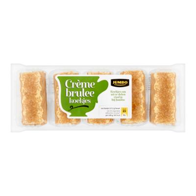 Huismerk Crème Brulee Koekjes