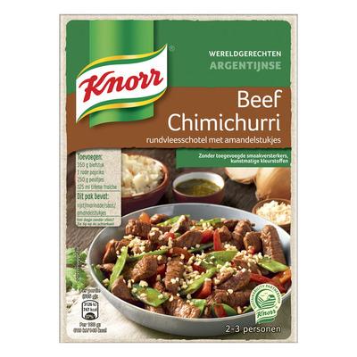 Knorr Wereldgerechten Argentijnse beef