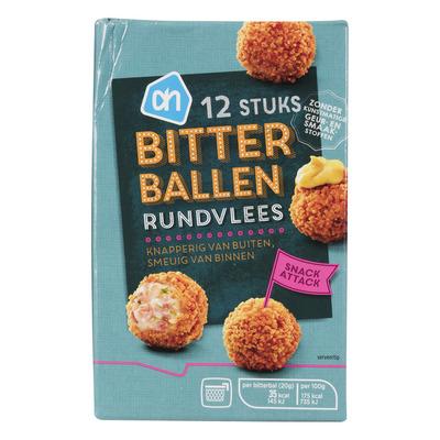 Huismerk Rundvlees bitterballen