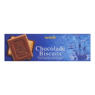 Van Delft Chocolade Biscuits