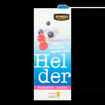 Huismerk Helder Framboos - Bosbes