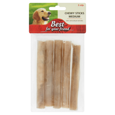 Best For Your Friend Chewy sticks medium