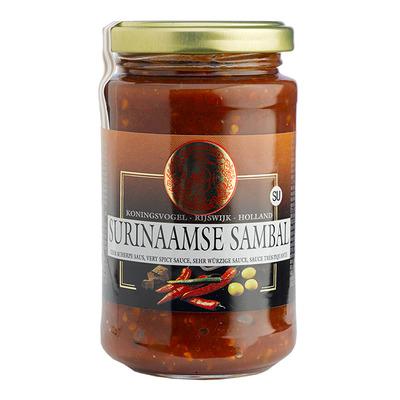 Koningsvogel Surinaamse sambal