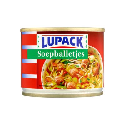 Lupack Soepballetjes
