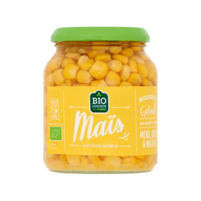 Huismerk Biologische Maïs