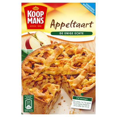 Koopmans Mix voor appeltaart