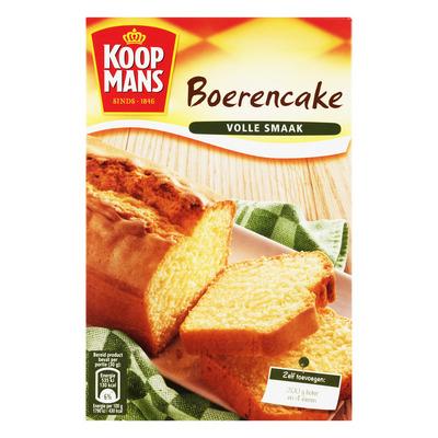 Koopmans Mix voor boerencake