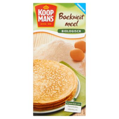Koopmans Boekweitmeel Biologisch
