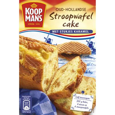 Koopmans Stroopwafelcake